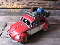 Metal car models vw webworm model , vintage metal handmade cars antique metal car models
