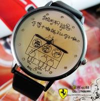 Watch TUZKI student watch popular lovers spermatagonial watch