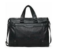 2012 cross-section of the new men's handbag business computer briefcase, messenger bag man bag 1pcs Free Shipping MB107