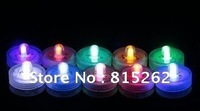 10PCS Submersible led light for Party/wedding ceremony/Holiday Free Shipping,Wholesale and retail