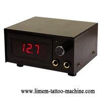 Round 360 Star Tattoo Machine Foot Pedal Footswitch tattoo machine Power Supply Free Shipping