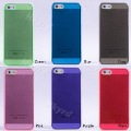 10PCS New Crystal Clear Transparent Hard Plastic case cover fit for iphone 5 5G 6TH CM187
