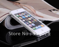 Wholesales 100pcs/lot  Deff cleave metal case for iphone 5 5G metal case Aluminum case bumper frame for iphone 5