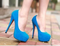 Ol sexy fashion high-heeled platform shoes