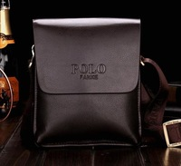 free shipping  2012 fashion Men's genuine leather bags briefcase ancient ways men shoulder bag pure cow leather bag business