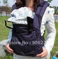 new Front & Back Baby Carrier Infant Comfort Backpack Sling Wrap Harness Blue, freeshipping, dropshipping