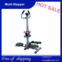 Free shipping,Fitness equipment,Multi-Stepper,Waist Exercise Twister,Dumbbell,excercise stepper