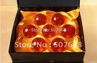 Dragon ball 7 star crystal ball set FS Promotion Japan Anime 1-7 star 7pcs ball