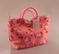 High Quality+Factory price+Free Shipping,Hello Kitty Bag/Cartoon Lovely Bag/Handbag