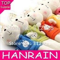 Hot Sale 1pcs/lot Korean Style Rabbit Pencil Bag/Pen Box Case/Metoo Pen Case