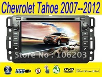 "7"" car dvd player +GPS Navi +3D interface+PIP  for Chevrolet Tahoe 2007--2012 canbus box 40$"