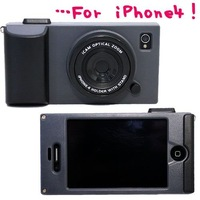 2012 Newest Retro camera case for iPhone 4/4s