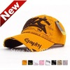 2012 Autumn and Winter bat Baseball Cap for Men &amp; Women Hiphop Korean Style Baseball Hat Free Shipping