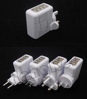 4 port  usb   travel  chargers   usb2.0 4-port  hub