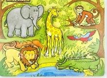 popular tropical animals