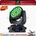 Free Shipping (1 piece/Carton) Hot Seller 36 x 10w 4 in 1 LED Zoom Moving Head