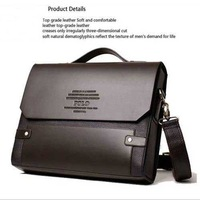 Free shipping,High Qualty Casual Large Men's Leather Shoulder /Sports/ Purse Bag M016