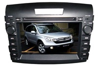Special Car DVD Player For Honda CRV 2012 with GPS/IPOD/Bluetooth/CAN BUS,  High Definition Touch Screen, Steering Wheel Control