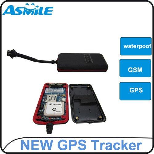 Мини охрана servicesupplier автобус GPS Trackerfactory с waterpoof GPS трекер TK102A от asmile