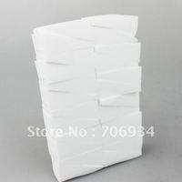 10sets/lot 24 Triangle Latex Free Songe Puff Makeup Powder Puff VE Hydrophilic Polyurethane Puff