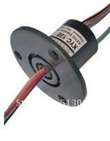 EMS FREE SHIPPING SLIP RING 12x2A (12wires, 2 amps) L26.43MM   OD22MM  HSC12E