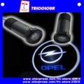 Wholesale Car Door Welcome Projector Laser Shadow Logo Light for OPEL 12V 5W New 20pcs/lot Free shippiing#I07052