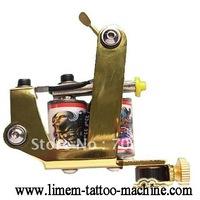 Free shipping new High Quality 10 wraps owl tattoo designs shader tattoo machine professional tattoo guns SUPPLY  store
