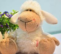 Birthday gift / nici joly lamb / wedding gift/ christms present/ sheep/ animal plush