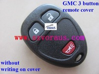 GMC 3 button remote cover without writing on cover