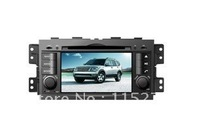 Smart Car DVD Player for KIA MOHAVE BORREGO 2008-2012 with GPS, IPOD, Bluetooth, Steering Wheel Control, Touch Screen