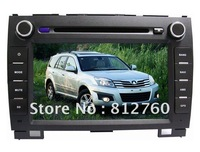 NEW-8 inch car dvd player for Great Wall Hover H3/H5 with GPS,Bluetooth,TV,IPOD,Radio,Steering wheel control,Free shipping