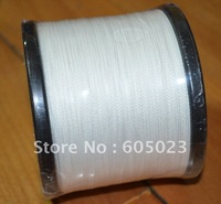 NEW 1pcs  1500YD 50LB White Color 100% Spectra PE Braid fishing line