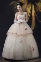 Free Shipping High waist plus size maternity bride wedding 2012 ns00131