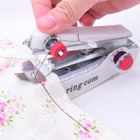 wholesale 10pcs/lot 2067 pocket-size manual sewing machine mini sewing machine home gifts