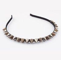 Ювелирное украшение для волос European and American fashion pageant Rose Headband! #326