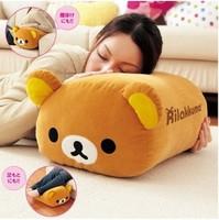 Retail Bear easily bear surimi pillow bread pillow kaozhen cushion easy bear pillow