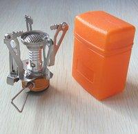 "Free shipping 3"" CE Gas-Powered Butane Propane Camping Picnic Stove"