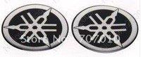 3D Gel Dome Badge Emblem Decal Sticker for Yam aha X 2 C