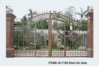 Professional wrought iron gates