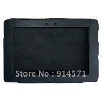 Black leather pouch stand case cover for Asus Eee Pad Transformer TF303 tablet ,free shipping