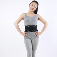 Lumbar Support - Leather Lumbar Support Belt for back