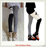 Free Shipping  Hot Sale 2013 New Fashion Women's Autumn And Winter Leggings Legging Pants Free Size NA79028