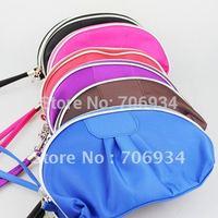 6pcs/lot 6 Prue Colors Cosmetic Bag Make Up bag S-16-2