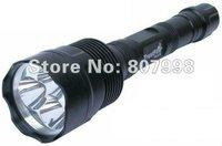 Free Ship,3T6 Flashlight 5 Mode 3800 Lumen CREE XM-L T6 LED Flashlight Torch 3 LED New