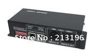 DHL Free Shipping 5pcs/lot constant voltage Led DMX512 driver,Led DMX decoder controller,4A*3chs