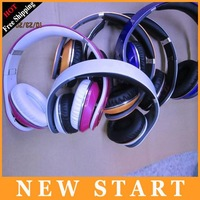 New arrived style multiple color studio on-ear headphone without M logo +Freeshipping