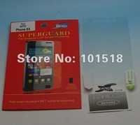 100pcs/lot&free shipping New Clear LCD Flim Screen Protector For HTC Windows Phone 8X
