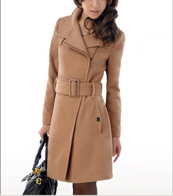 Winter Wool Coats For Women
