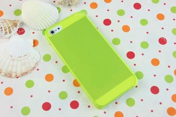 200pc DHL Free TOP Quality Fashion Design 0.8mm Ultra Thin Matte Back Cover Case For iphone 5 5G, Free Shipping