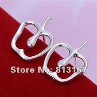 LQ-E145 Free Shipping 925 silver fashion jewelry earring 925 silver earrings wholesale aioa izva rrea